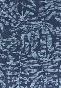 Only & Sons - ONSADRIEL LIFE TEE  - Print T-shirt - dress blues - 2
