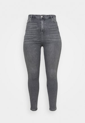 LIFT AND SHAPE - Skinny džíny - dark grey