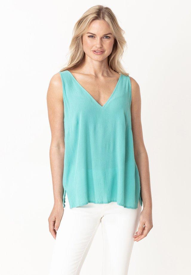 ELSIE - Bluzka - turquoise