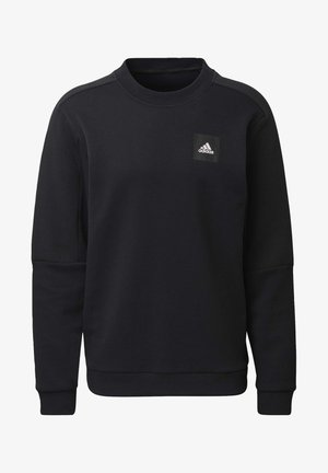MUST HAVES CREW SWEATSHIRT - Sweatshirt - black