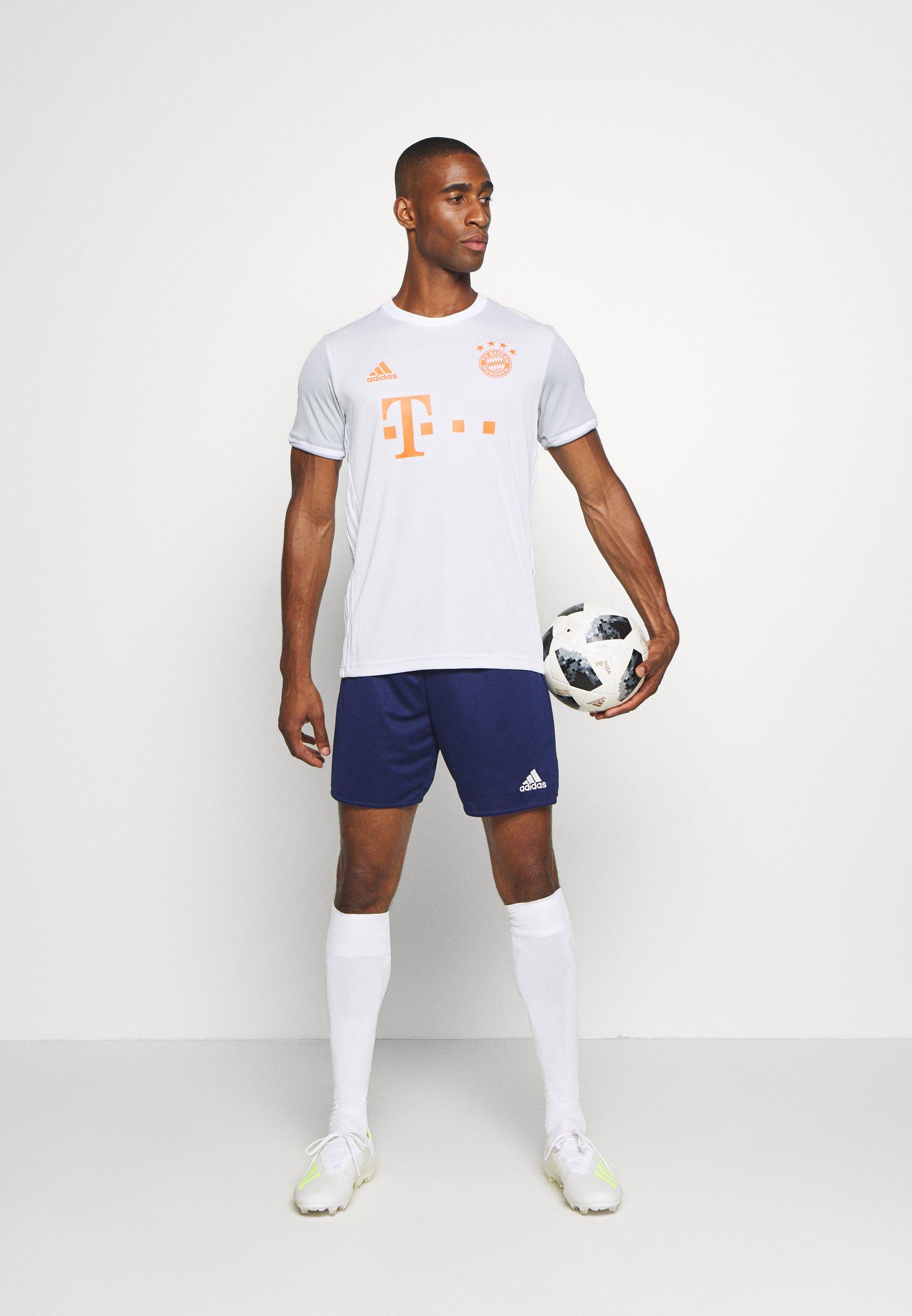 adidas Performance FC BAYERN MUENCHEN AEROREADY FOOTBALL  - Article de supporter - grey/white