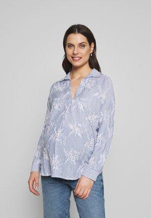 EGLE - Camisa - blue/white
