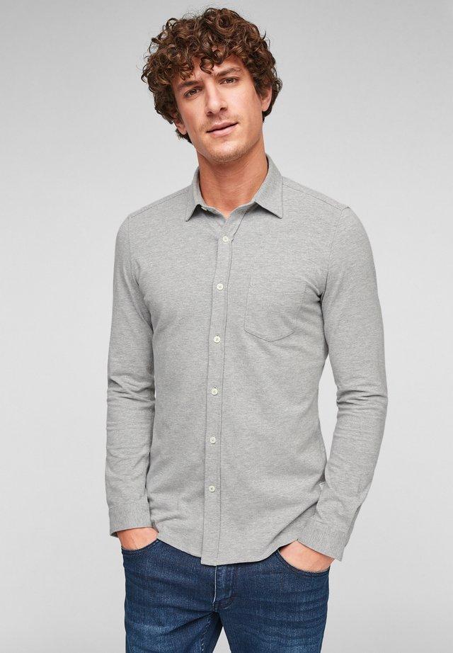 Zakelijk overhemd - grey
