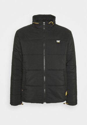 BASIC PUFFY JACKET - Vinterjacka - black