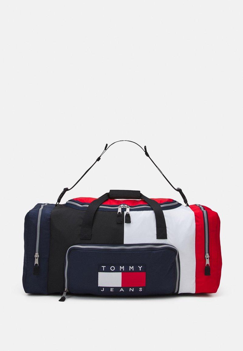Tommy Jeans - OVERSIZE HERITAGE DUFFLE - Weekendbag - blue