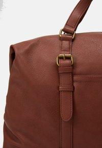 Anna Field - Weekend bag - cognac - 6