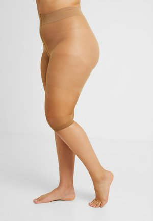 CURVY PANTY - Tights - beige