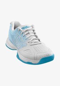 Wilson - Multicourt tennis shoes - weiss - 0