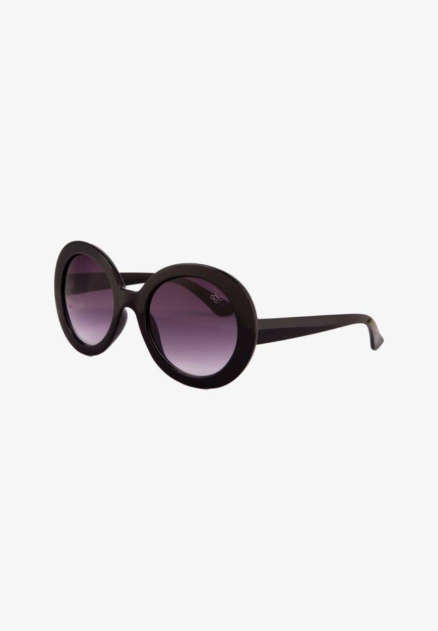 Solglasögon - purple gradient
