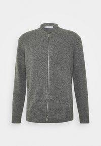 MORCHELLA - Cardigan - med grey