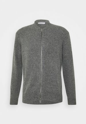 MORCHELLA - Cardigan - med grey