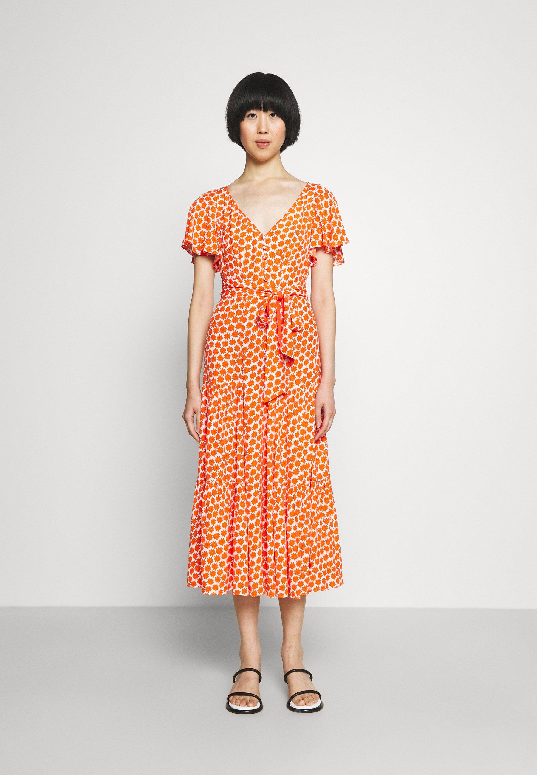Women LEILA DRESS - Maxi dress