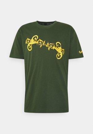 UNISEX - T-shirt print - khaki