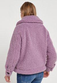 Next - Winter jacket - lilac - 2