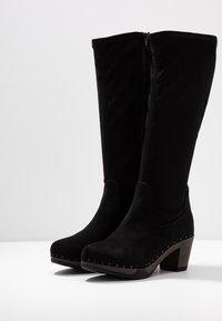 Softclox - GINGER VEGAN - Boots - schwarz - 4