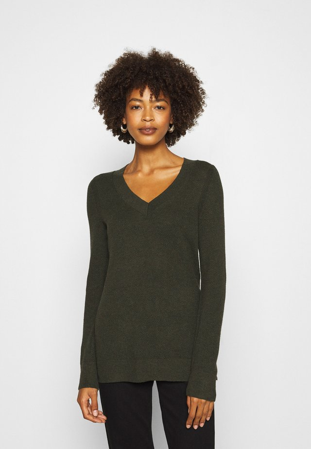 BELLA - Pullover - fern green