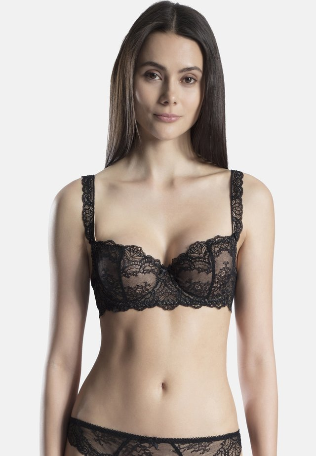 DANSE DES SENS - Underwired bra -  black