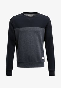Sweatshirt - mottled dark grey
