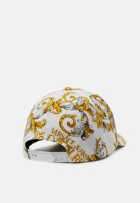 Versace Jeans Couture - Kšiltovka - white/gold - 3