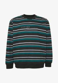 Common Kollectiv - GOLF CREW NECK - Sweatshirt - black - 4