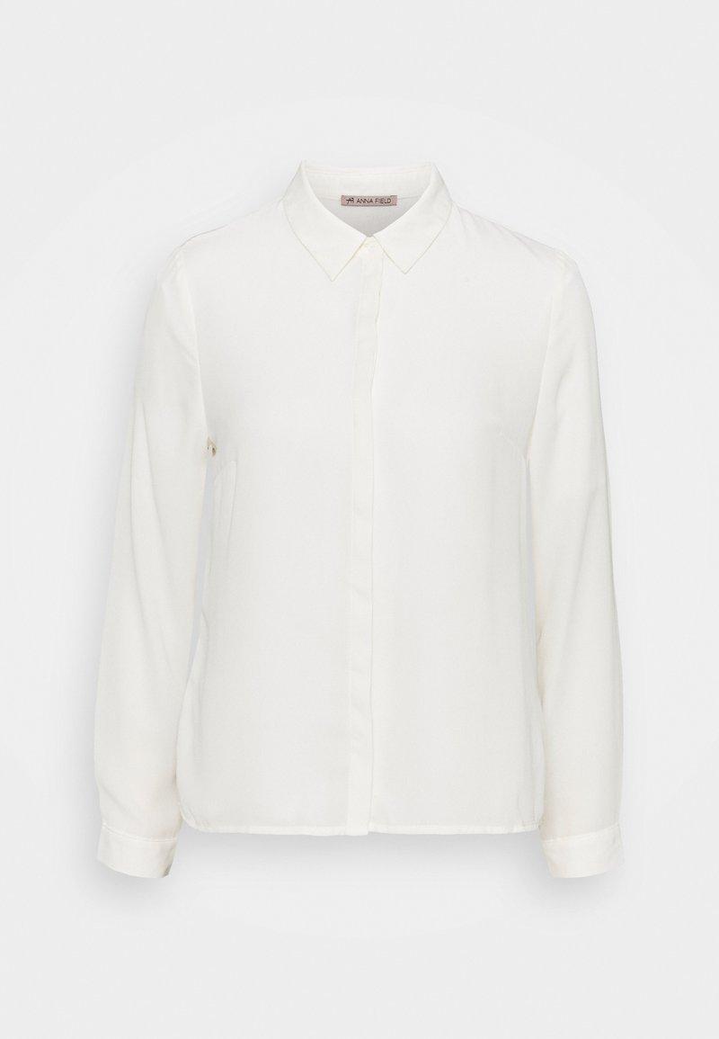 Anna Field - Button-down blouse - offwhite