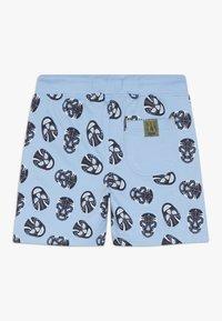 Lemon Beret - SMALL BOYS BERMUDA - Pantalones deportivos - blue bell - 1