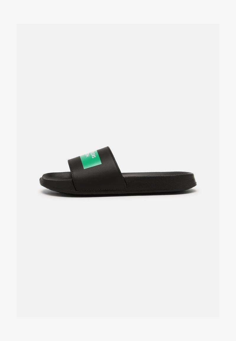 Benetton - MACK - Sandaler - black