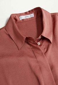 Mango - IDEALE - Overhemdblouse - pink - 6