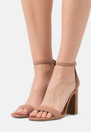 VEGAN KLOE - High heeled sandals - beige
