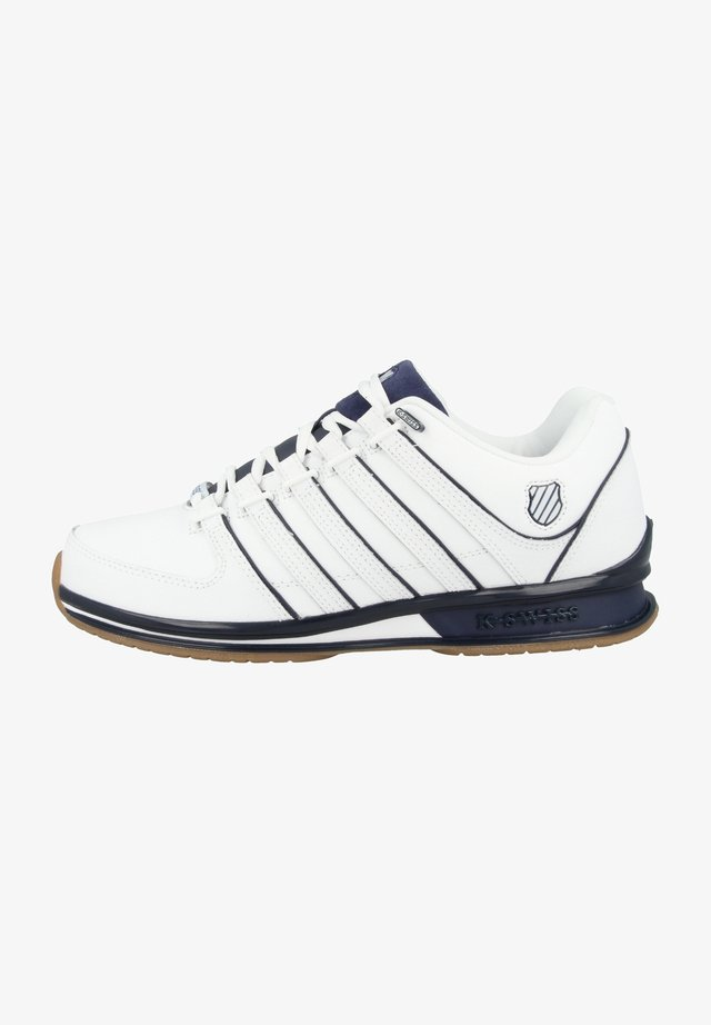 RINZLER SP - Trainers - white/navy