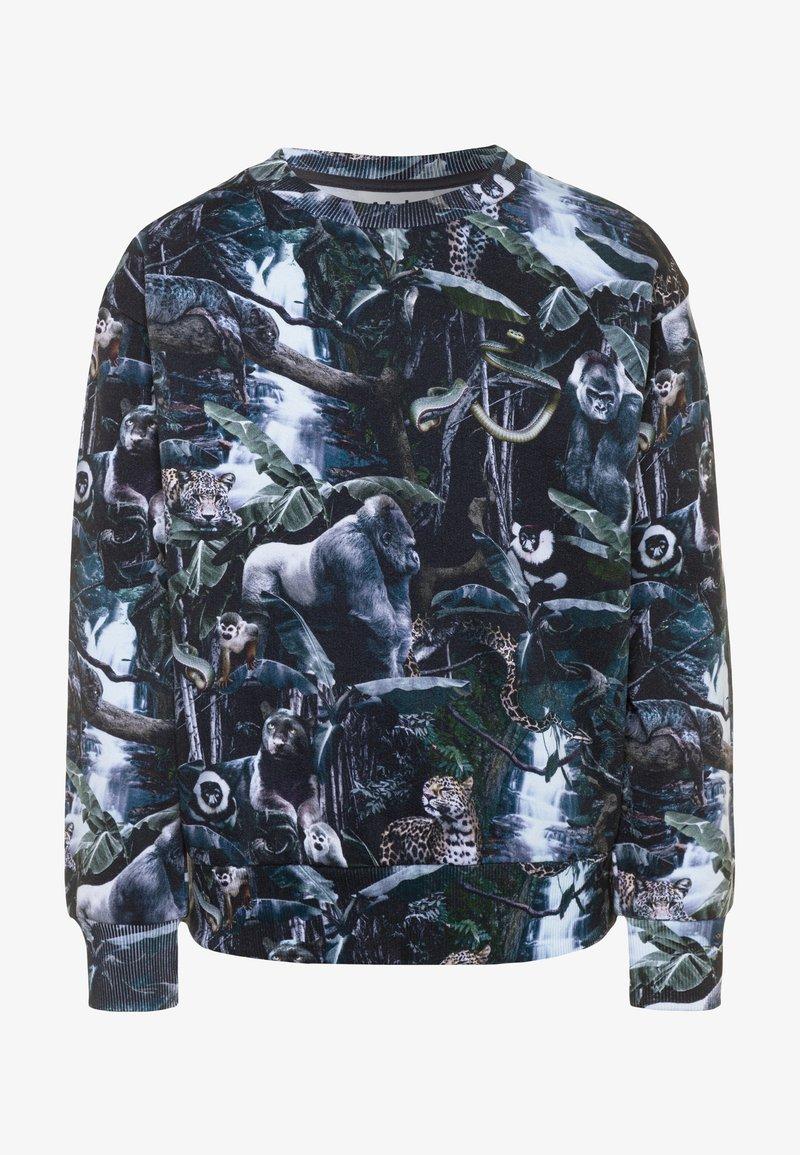 Molo - MIK - Sweater - black/multicolor