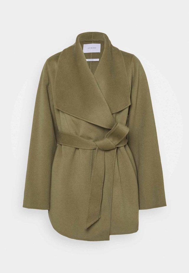 CATNIP SEED - Cappotto classico - sage green