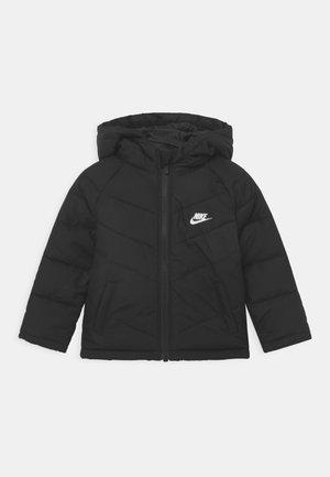 UNISEX - Winter jacket - black