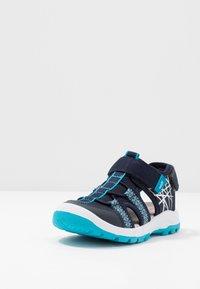 Superfit - TORNADO - Chodecké sandály - blau - 2
