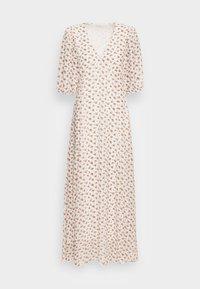 Notes du Nord - VILAYA RECYCLED DRESS - Vestito lungo - white - 3