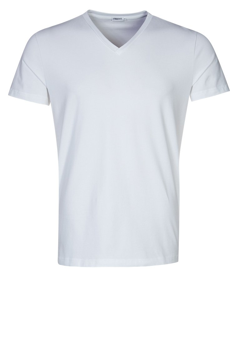 Men SOFT LYCRA NECK - Basic T-shirt