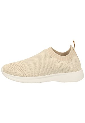 Slip-ons - cream white 4