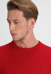 s.Oliver - LANGARM - Jumper - uniform red - 5