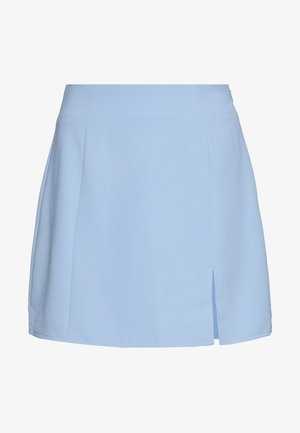 AVANTI SKIRT - Mini skirt - blue