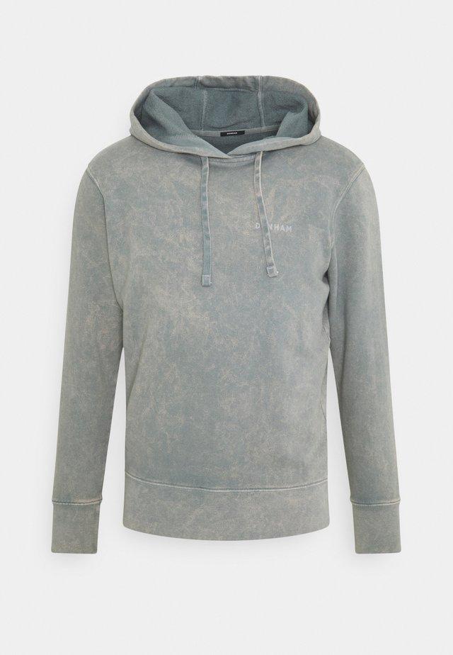 BAKER REGULAR HOODY UNISEX - Mikina skapucí - griffin grey