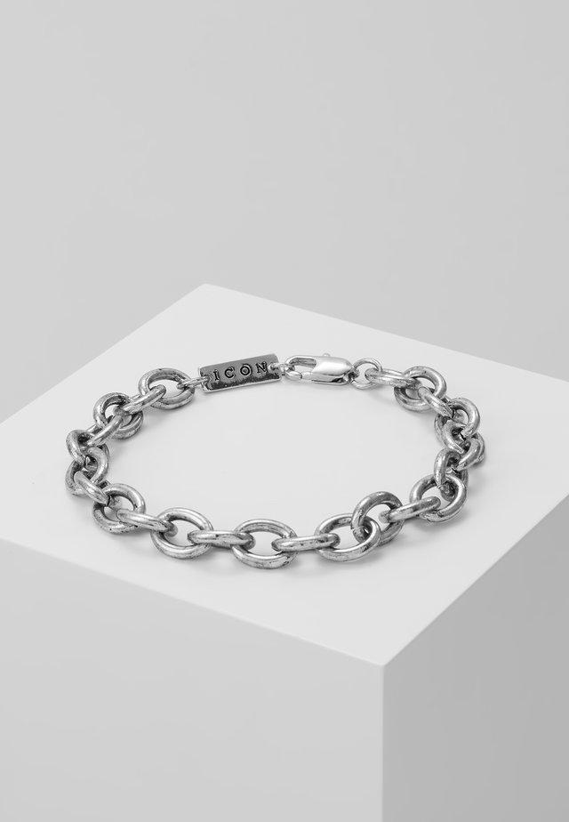 PRINCIPLE BRACELET - Rannekoru - silver-coloured