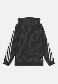 adidas Performance - Huppari - carbon/black/white - 0