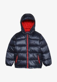 Patagonia - BABY HOODY UNISEX - Down jacket - neo navy - 2