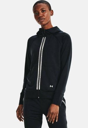 RIVAL TERRY  - Zip-up hoodie - black