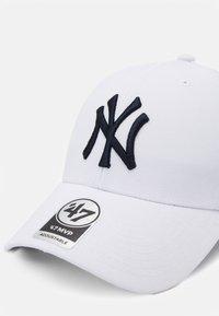 '47 - NEW YORK YANKEES  - Czapka z daszkiem - white - 3