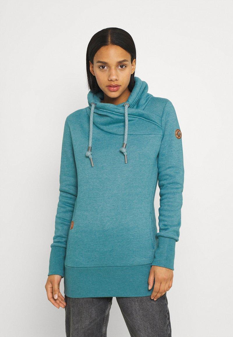 Ragwear - NESKA - Sweatshirt - petrol