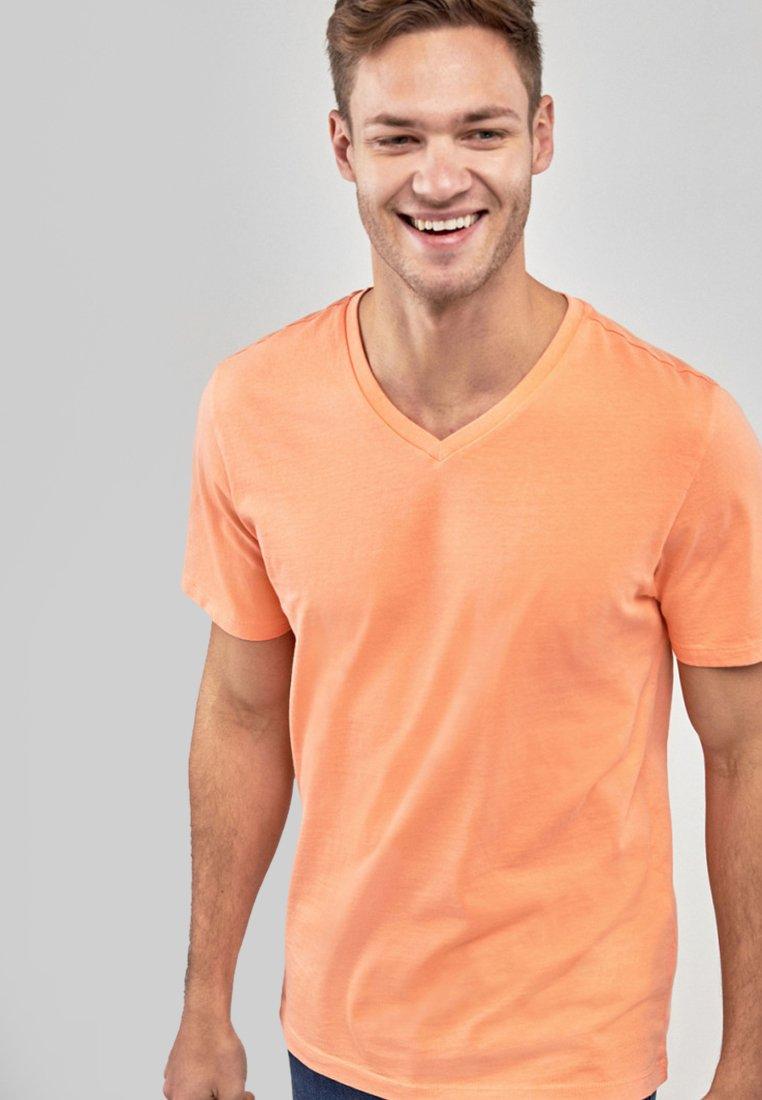 Next - Basic T-shirt - orange