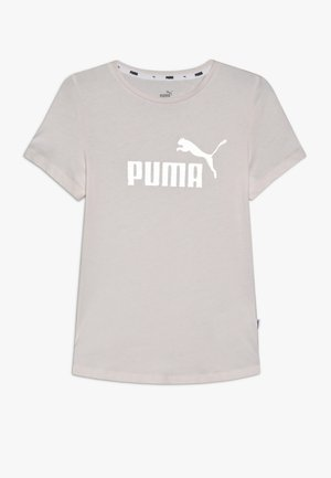 ESS TEE - Camiseta estampada - rosewater