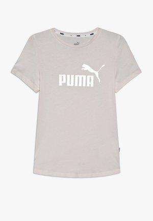 ESS TEE - Print T-shirt - rosewater