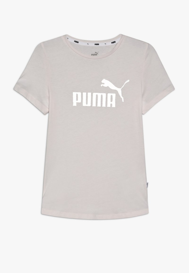 Puma - ESS TEE - T-shirt con stampa - rosewater